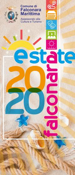 Falconara Estate 2020 - Banner